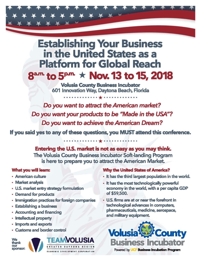 Establishing Your Business in the U.S. as a Platform for Global Reach